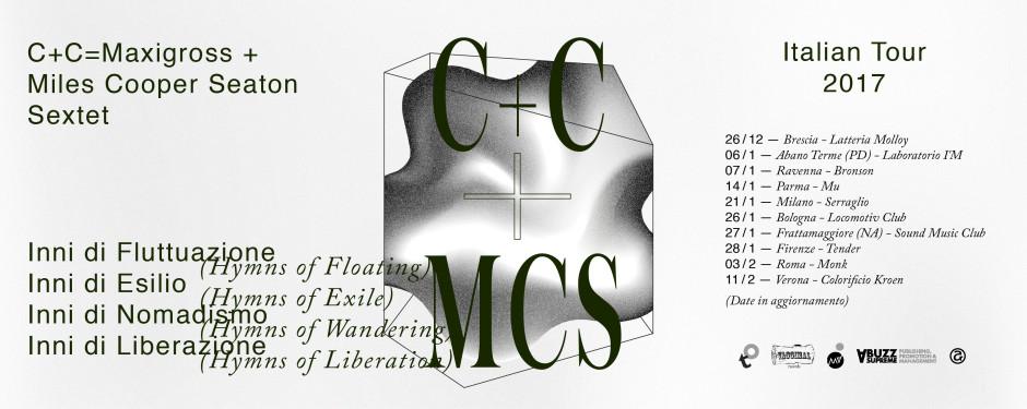 c+c=maxigross miles cooper seaton